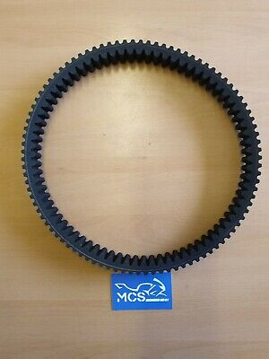 Genuine Yamaha Tmax 500 Drive Belt V Belt Very Low Mileage Covered