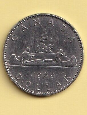 1986 Canadian Silver (nickle) Dollar.......    NO RESERVE