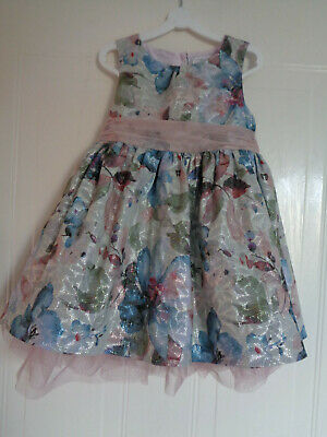 Girls Party dress age 18 months-2 years Multi Next ONLY USED 1 TIME