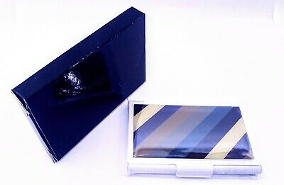 Luxury BERTONI Business - Credit Card Holder Cards Case Variety Colors