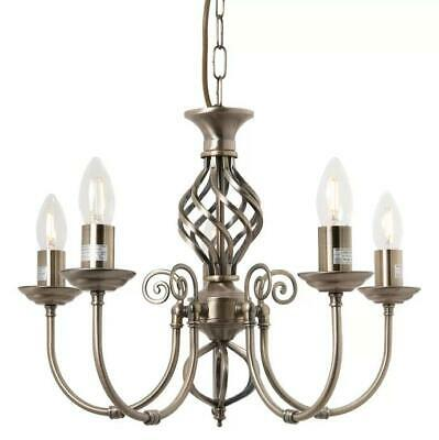Wiltshire 5 Light Candle Style Chandelier | Candle style