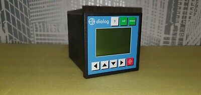 Dialog Measure and Control Device Dialog cm R Used Used Dialog Cmr