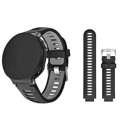 For Garmin Forerunner 735XT 220 230 235 Replacement Wrist Watch Band Belt Strap