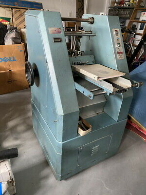 Rollem mini 4 Perforing, Scoring and Numbering Machine Rosback / Whizard