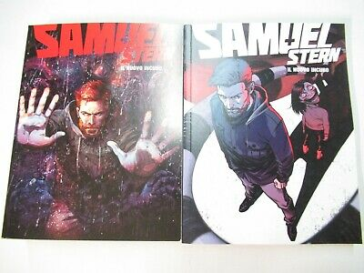 Samuel Stern # 1 Normal Edition + Variant Edition Il Nuovo Incubo !!!