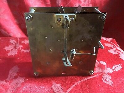 Winterhalder And Hoffmier Striking Clock Movement For Spares Or Repair