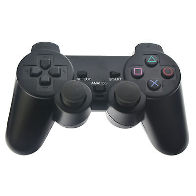 For PS2 console video gaming 2.4G wireless game controller game console gamepads