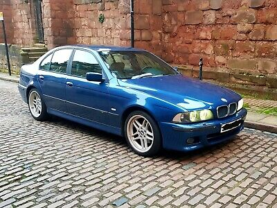 2001 BMW e39 530i Auto M Sport 120k FSH - FULLY LOADED + HPi clear