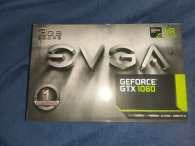 NVIDIA Geforce GTX 1060 , 3GB GDDR5, 1xDVI, 1x HDMI, 1x DisplayPort