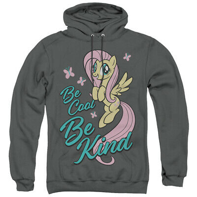 My Little Pony Hoodie Be Cool Be Kind Charcoal Hoody