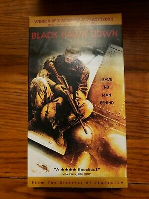Black Hawk Down (VHS, 2002)