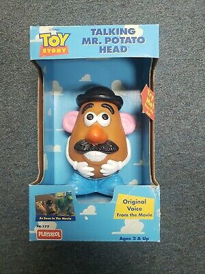 Toy Story Talking Mr. Potato Head Hasbro Playskool 1996 Disney Pixar