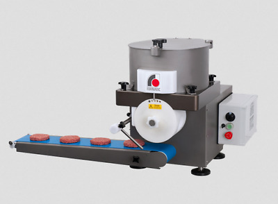 Formatic automatic bar pressing machine (Cookie Machine)