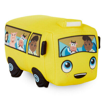 Little Tikes Little Baby Bum Wiggling Wheels on the School Bus 9m+ Toy Yellow