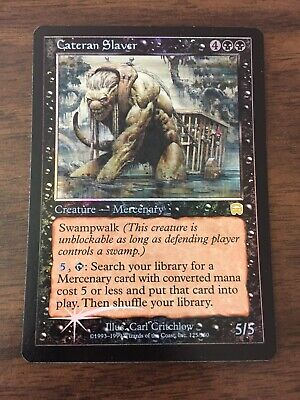 MTG Snorting Gahr NM 2X Mercadian Masques Foil