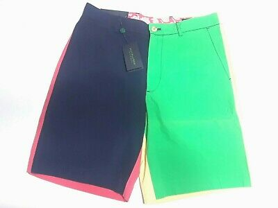 Lilly Pulitzer Palm Beach Everglades Short - Panel Mens Size 32 R