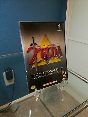 The Legend of Zelda Collector's Edition (Nintendo GameCube) Complete