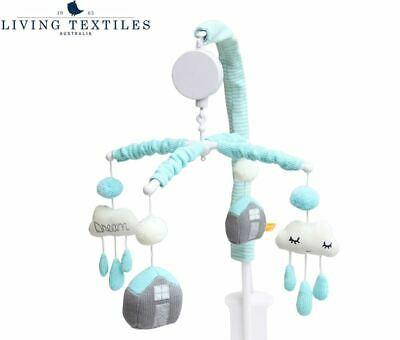Living Textiles Baby Musical Mobile - My City ***New**