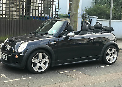 Mini Cooper S Convertible - 2006 (*late reg) Fast, Fun and in Great Condition
