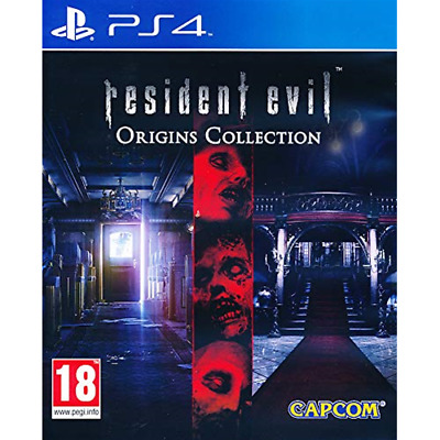 Resident Evil Origins Collection Ps4 Uk