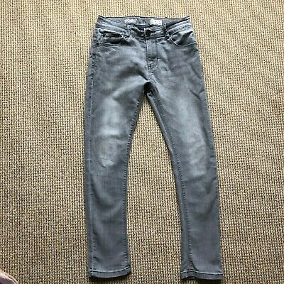 Boys Grey Next Jeans - Age 12 years