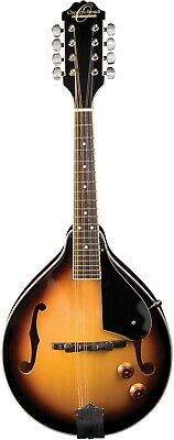 Oscar Schmidt OM10ETS  A style Acoustic Electric Bluegrass Mandolin w/ pickup
