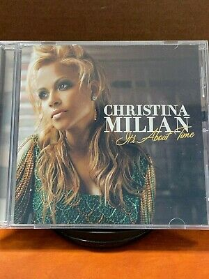 It's About Time by Christina Milian (CD, Jun-2004, Universal) Brand New Sealed