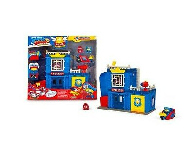 Superzings Police PSZSP112IN00 8431618007341 Easy Toys & C. S. R.l. Juguete, Gi