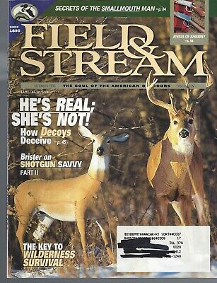 Field of Stream Magazine Lot of 7 Issues 1996 +