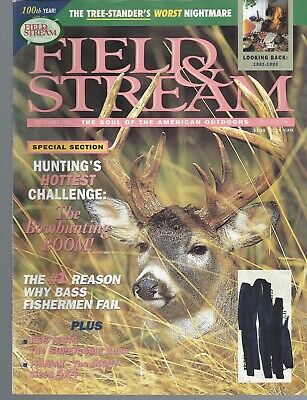 Field of Stream Magazine Lot of 7 Issues 1995 +