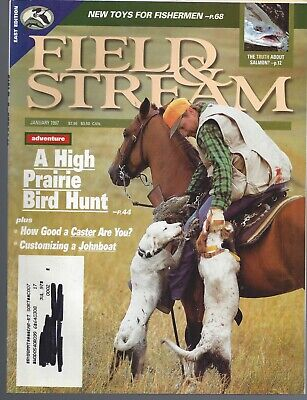 Field of Stream Magazine Lot of 7 Issues 1997 +