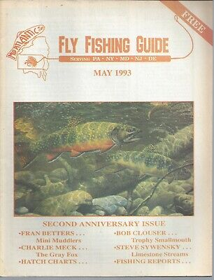 Fly Fishing  Magazines Assortment Lot 7 Issues *