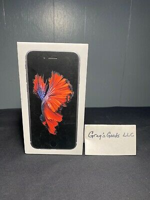 Boost Mobile Apple iPhone 6s Prepaid Phone MN1W2LLA Space Gray 32GB Brand NEW!!