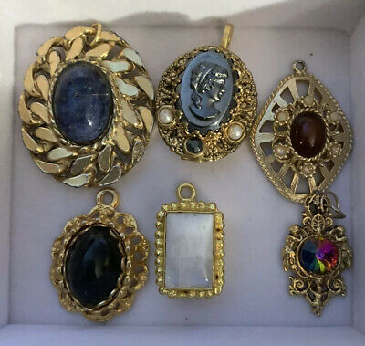 Lot of Themed Loose Charms for Crafts Jewelry Design