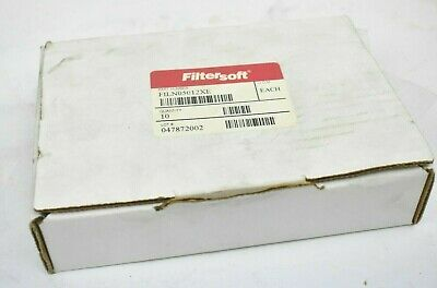 FILTERSOFT FILN05012XE Filter Replacements ~ Lot of 10 Filters