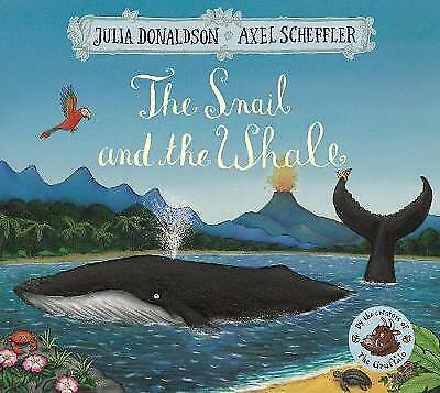 The Snail and the Whale book by Julia Donaldson Paperback