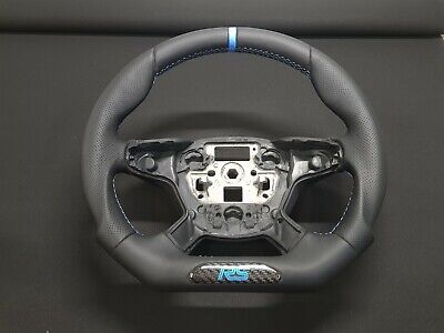 Steering Wheel Carbon Fiber Ford Focus 3 RS Mk3 St