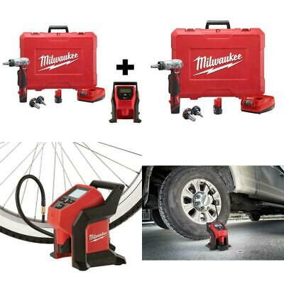 M12 12-Volt Lithium-Ion Cordless Propex Expansion Tool Kit With Free M12 Compact