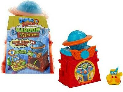 Superzings Kaboo PSZSD661IN00 8431618008041 Easy Toys & C. S. R.l. Juguete, Gio