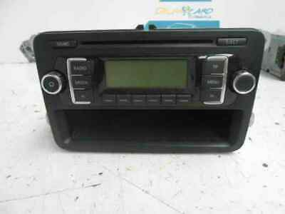 Audio system volkswagen polo (6c1) advance 2009 3403949