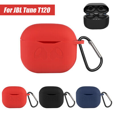 Soft Silicone Cover For JBL Tune T120 TWS Wireless Bluetooth Earphones