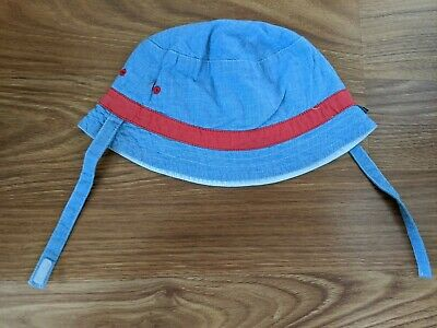 Waitrose Mini Baby Boy Sun Hat Age 12-18 Months