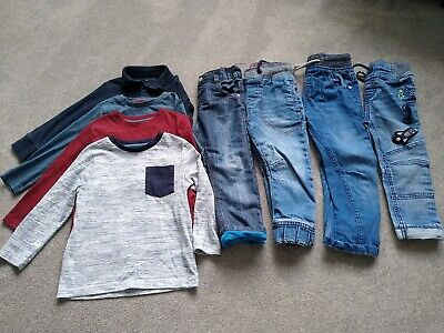 Boys clothes bundle age 2-3 years mainly Next
