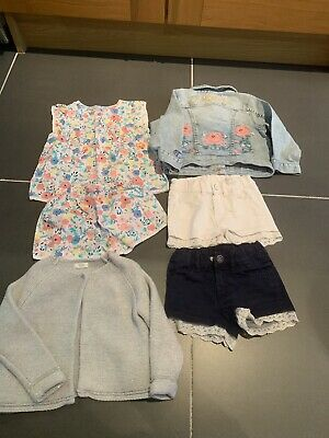 Girls Clothes Bundle-Age 2-3 Yrs-Next/ H&M