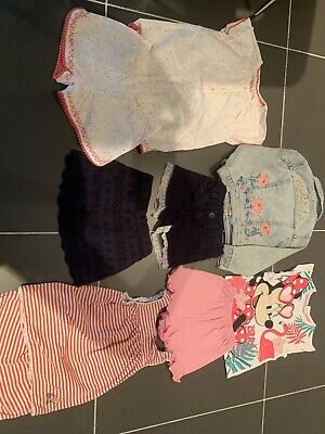 Girls Clothes Bundle- Age 4-5 Yrs- Next/H&M/ M&S