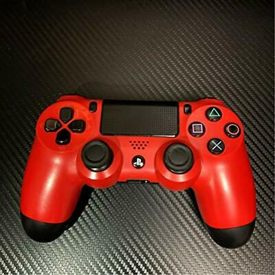 Sony Wireless Controller Dualshock 4 Rosso PS4 Play Station 4 Giappone Autentico