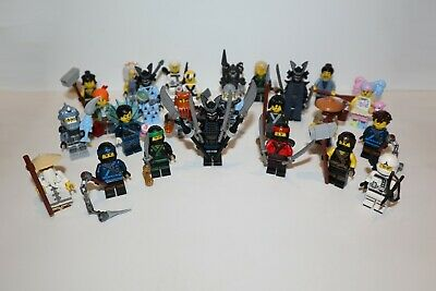 Lego Genuine - The Lego Ninjago Movie / Mini Figure - Multiple Variations!