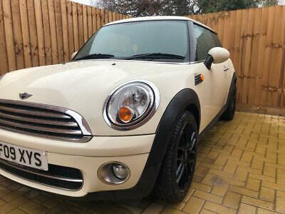 Mini Cooper D 1.6 2009 - MOT until Feb 2021, £20 annual road tax