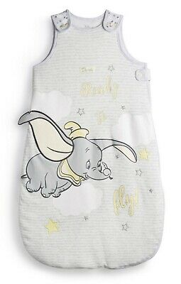 Disney Dumbo Elephant Baby 2.5 Tog Sleep Bag 0-18 Months