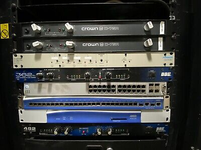 Passed Self Test Nortel Baystack 5510-24T AL1001A02 Switch